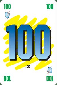 קלף 100