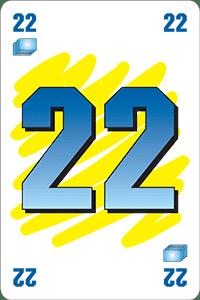 קלף 22